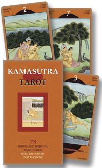 MacGregor Historic Games > Kama Sutra Tarot