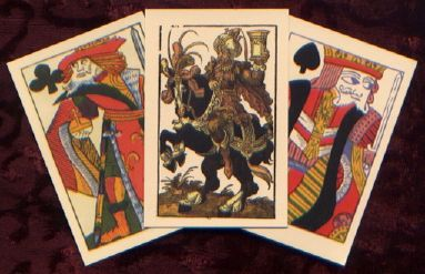 3 playing card decks